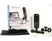 Продается микрофон audio-technica at2020 usb. В наличии.